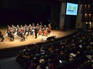 Orquestra e Coral Municipal levam a música a Capital
