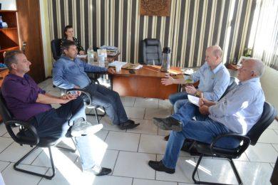 Diretoria da AMASBI se reuniu em Fontoura Xavier