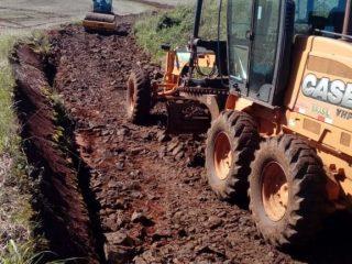 Estradas gerais recebem melhorias