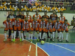 Victor Graeff realiza Campeonato Municipal de Futsal e Vôlei