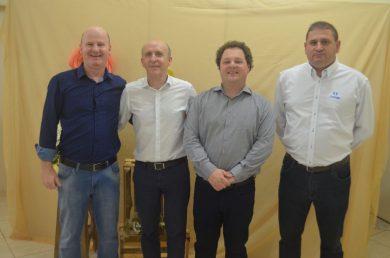 Alflen participou de reunião da Amaja
