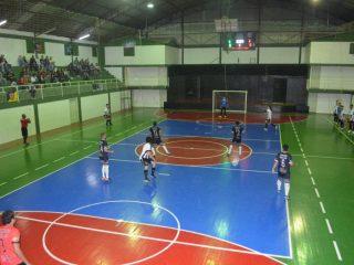 Campeonato Municipal de Futsal e Vôlei iniciou na sexta(10)