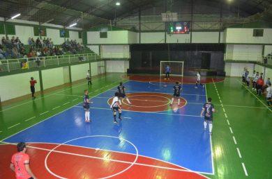 Confira os resultados e as próximas rodadas do Campeonato Municipal de Futsal e Vôlei