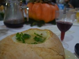 Victor Graeff realizou mais uma edição do Jantar Sopa no Pão