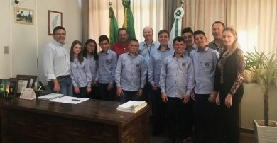 Administração realizou encontro com Vereadores Mirins