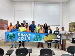 Servidores da Saúde participam da Semana SIPAT da CRVR