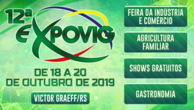 12ª Expovig inicia hoje com diversas atrações gratuitas