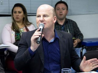 Cláudio Alflen participa de assembleia geral na Famurs em Porto Alegre