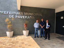 Prefeito Cláudio participa de reunião em Paverama sobre a instalação da praça de pedágio na ERS 386