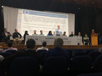 Prefeito Cláudio Alflen participa de audiência pública sobre o impacto ambiental da duplicação e ampliação da BR 386