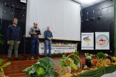 12ª Expovig: Produção e qualidade dos alimentos são foco em Fórum de Victor Graeff