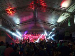 Shows divertem público da 12ª Expovig