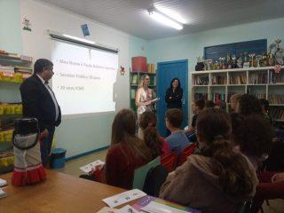 """Secretaria Municipal de Educação promove concurso de redação com o tema """"Cidadania Fiscal"""""""