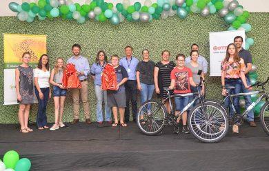 Victor Graeff participa da premiação do Projeto Escola no Campo