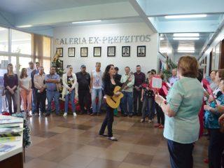 Servidores municipais celebram Dia Mundial de Ação de Graças