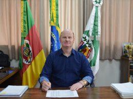 Prefeito Cláudio Alflen repudia proposta de extinção de municípios com até 5 mil habitantes