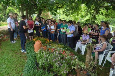 Caminho das Topiarias, Flores e Aromas encanta turistas de todo Brasil