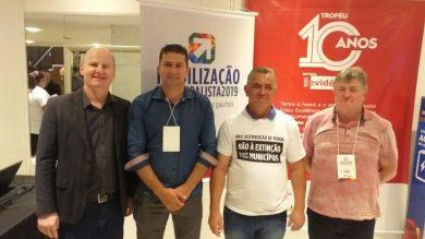 Prefeito Cláudio Alflen participa da Mobilização Municipalista em Porto Alegre