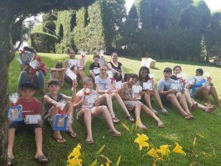 CRAS promove piquenique para crianças participantes das oficinas