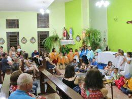 EMEF Marcílio Dias encerra ano letivo com celebração de Natal e formatura do 9º ano