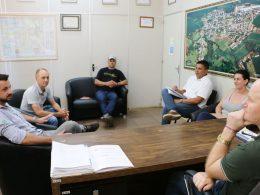 Administração Municipal conversou com a diretoria da ACIVG sobre o 19º Festival Nacional da Cuca com Linguiça