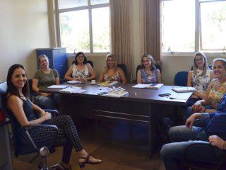 Secretaria Municipal de Educação realiza reunião com as equipes gestoras das escolas municipais
