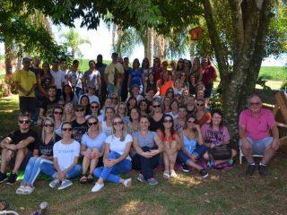 Professores municipais participaram de Encontro de Formação Inicial do Ano Letivo