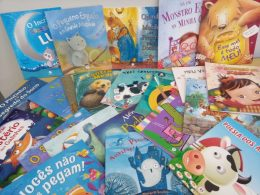 Secretaria Municipal de Educação adquire livros de literatura infantil