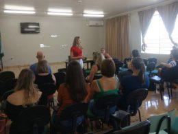 Professores municipais participaram de formação continuada