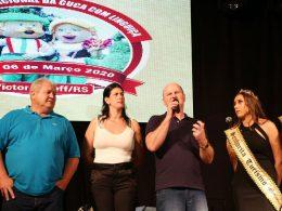 Confira as fotos do último dia do 19º Festival Nacional da Cuca com Linguiça
