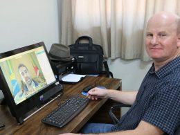 Prefeito participa de videoconferência com o governador do RS sobre o comabate ao coronavírus