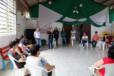 Secretaria Municipal de Saúde e Assistência Social suspende atividades dos Grupos da Terceira Idade devido ao coronavírus