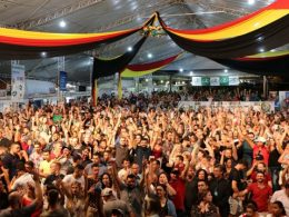 Sucesso total! Milhares de pessoas prestigiaram o 19º Festival Nacional da Cuca com Linguiça
