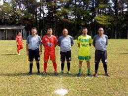 Confira os resultados dos jogos da segunda rodada do Campeonato Municipal de Futebol de Campo