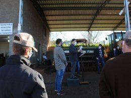 Prefeitura realizou leilão de bens móveis nesta segunda-feira