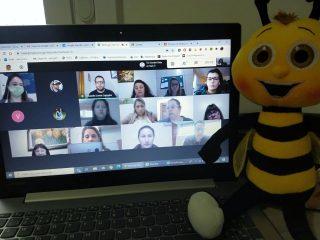 Professores da Educação Infantil iniciaram curso de ferramentas digitais
