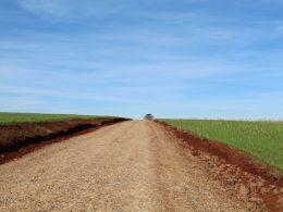 Estradas de Linha Jacuí recebem melhorias