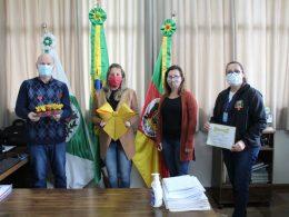 Secretaria Municipal de Saúde apoia a Campanha Agosto Dourado