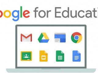 Aviso aos pais e estudantes: Plataforma Google For Education começa a ser utilizada nesta semana
