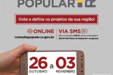 Participe da Votação da Consulta Popular