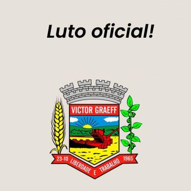 Prefeitura Municipal de VictorGraeffdecreta luto oficial