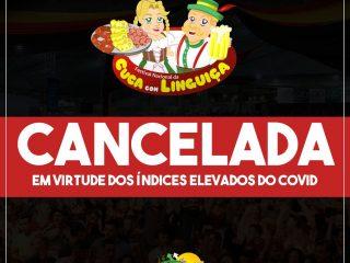 Cancelada Live da Cuca com Linguiça