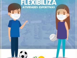 Novo Decreto Municipal flexibiliza práticas esportivas