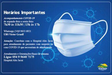 Secretaria da Saúde Informa
