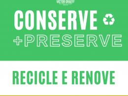 Campanha de Conscientização dos cuidados ao Meio Ambiente