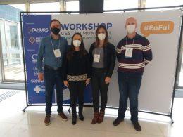 Workshop sobre os desafios da gestão municipal no pós-pandemia