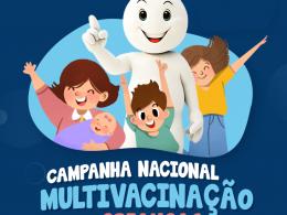 Campanha de Multivacinação em Victor Graeff